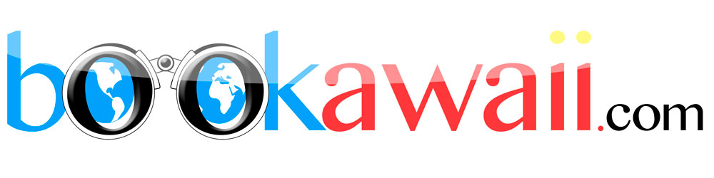 Diseño Logo Bookawaii