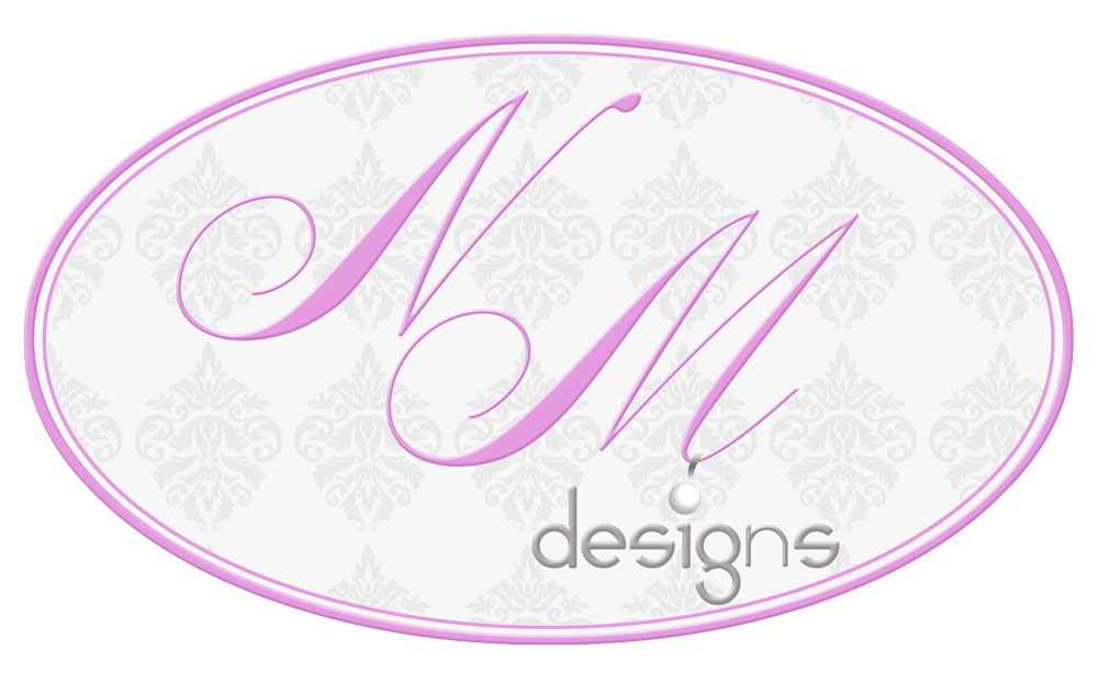 Diseño Logo NM Designs