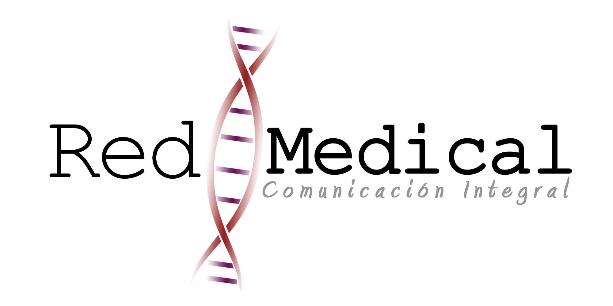 Diseño Logo Red Medical