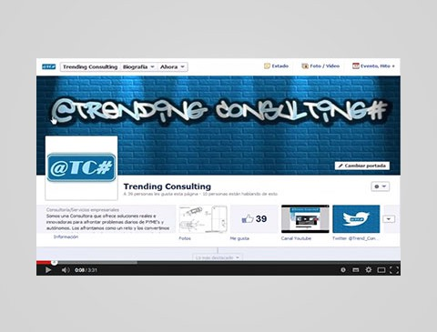 Video Tutorial Twitter – Facebook