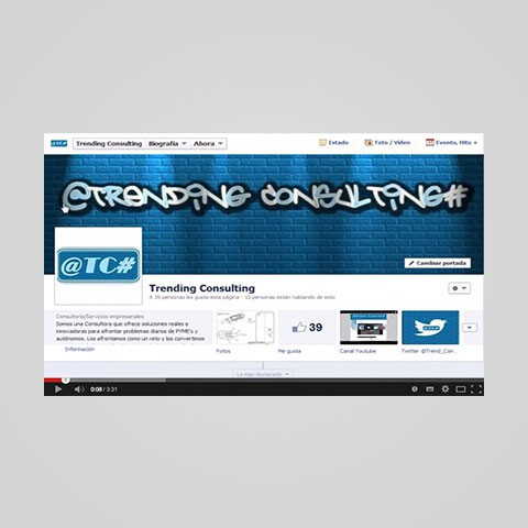 Video Tutorial Twitter - Facebook